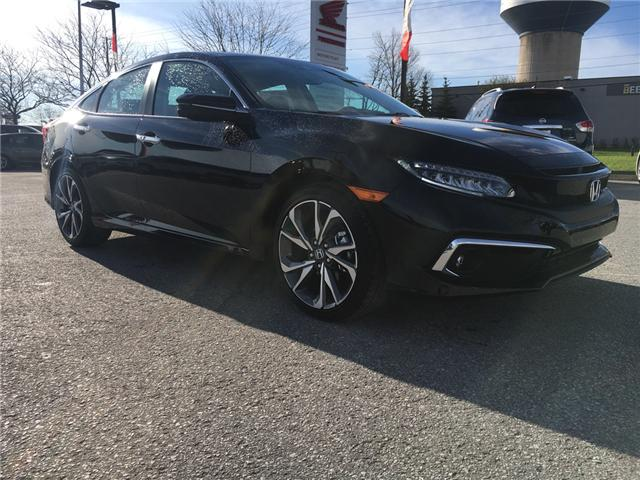 2019 Honda Civic Touring (Stk: 19969) in Barrie - Image 5 of 12