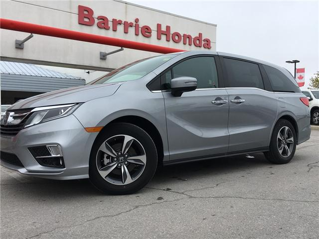 2019 Honda Odyssey EX-L (Stk: 19055) in Barrie - Image 1 of 12
