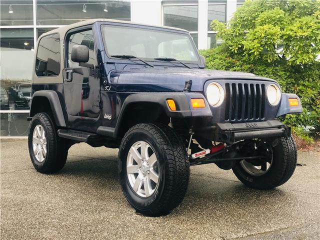 2000 Jeep TJ SE (Stk: LF009570B) in Surrey - Image 2 of 21