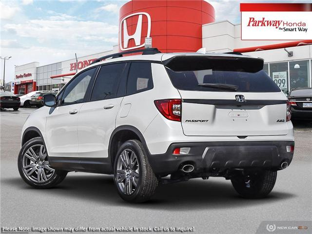 2019 Honda Passport EX-L (Stk: 923086) in North York - Image 4 of 23