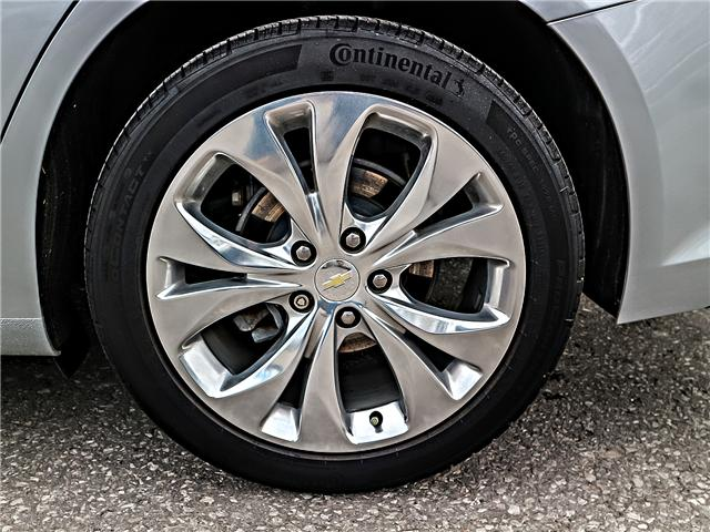 2017 Chevrolet Malibu Premier (Stk: 959A) in Bowmanville - Image 12 of 29