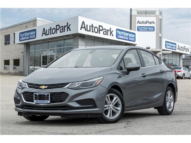 2018 Chevrolet Cruze LT Auto (Stk: 18-14847) in Mississauga - Image 1 of 22