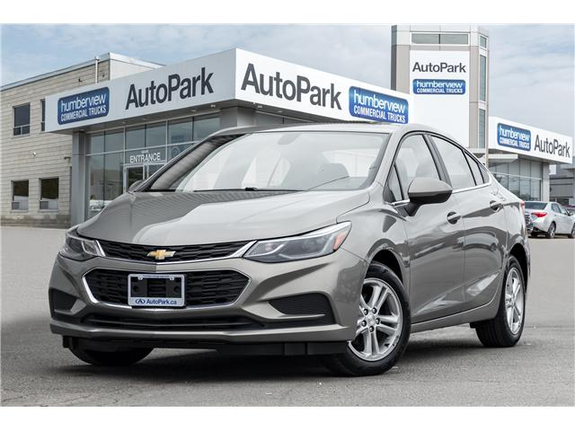 2017 Chevrolet Cruze LT Auto (Stk: APR3113) in Mississauga - Image 1 of 20