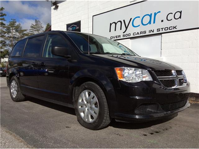2016 Dodge Grand Caravan SE/SXT (Stk: 190638) in Kingston - Image 1 of 20