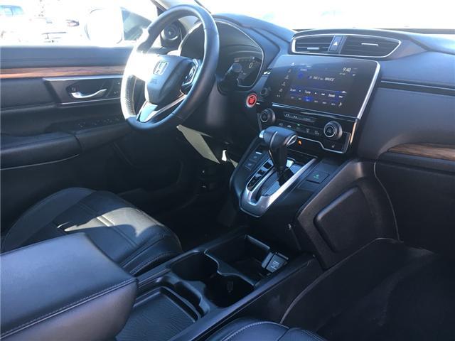 2017 Honda CR-V Touring (Stk: U17213) in Barrie - Image 2 of 20