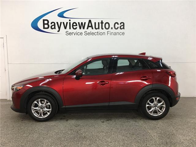 2019 Mazda CX-3 GS (Stk: 34933R) in Belleville - Image 1 of 25