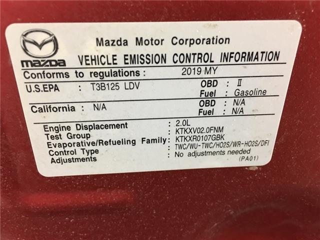 2019 Mazda CX-3 GS (Stk: 34933R) in Belleville - Image 21 of 25