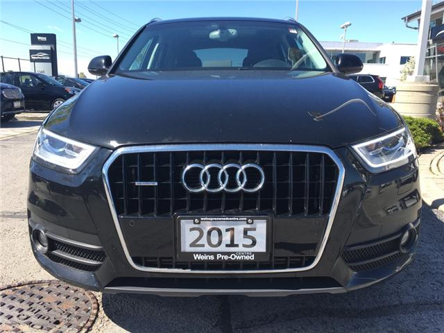 2015 Audi Q3 2.0T Technik (Stk: 1659W) in Oakville - Image 4 of 29