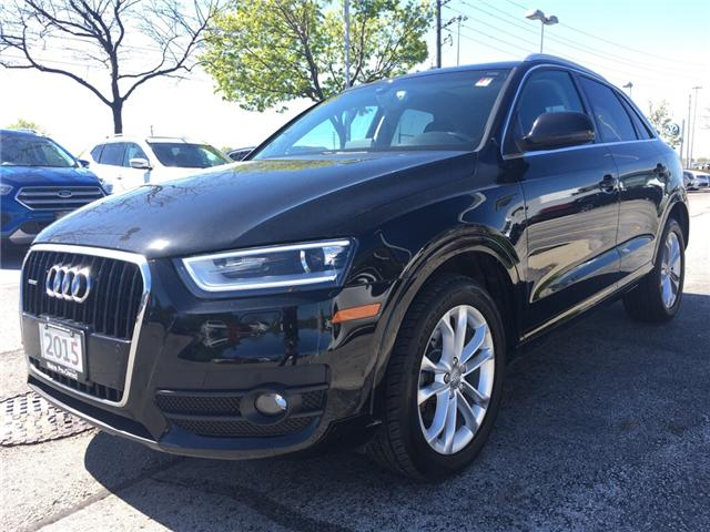 2015 Audi Q3 2.0T Technik (Stk: 1659W) in Oakville - Image 5 of 29