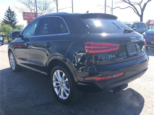 2015 Audi Q3 2.0T Technik (Stk: 1659W) in Oakville - Image 7 of 29