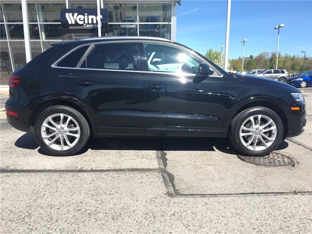 2015 Audi Q3 2.0T Technik (Stk: 1659W) in Oakville - Image 10 of 29