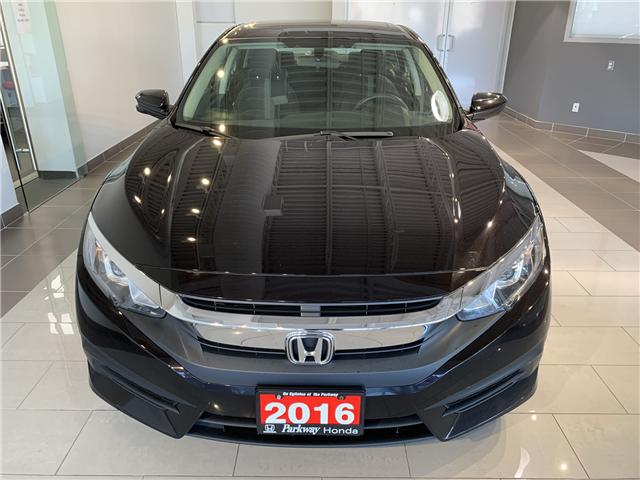 2016 Honda Civic EX (Stk: 16159A) in North York - Image 2 of 14