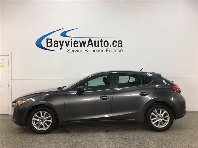 2018 Mazda Mazda3 Sport GS (Stk: 34799R) in Belleville - Image 1 of 25