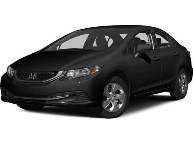 2015 Honda Civic LX (Stk: 19816A) in Cambridge - Image 1 of 1