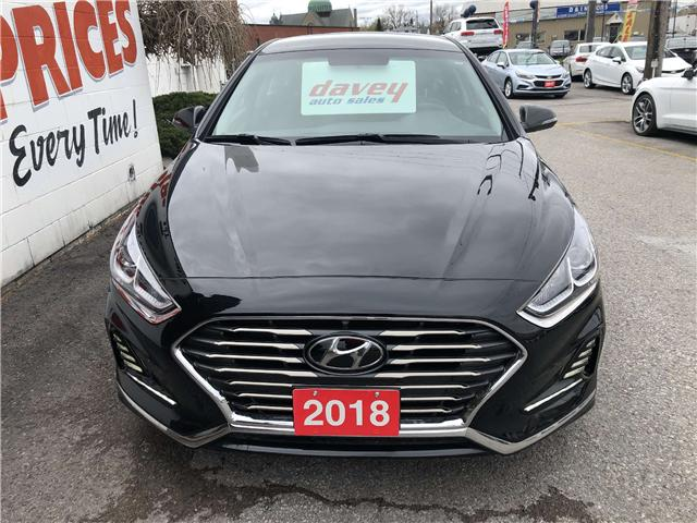 2018 Hyundai Sonata GL (Stk: 19-293) in Oshawa - Image 2 of 14