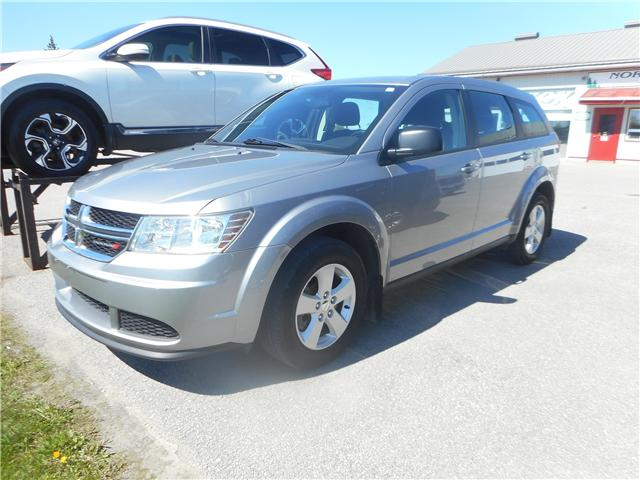2015 Dodge Journey CVP/SE Plus (Stk: NC 3747) in Cameron - Image 1 of 8