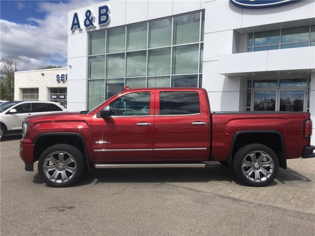 2018 GMC Sierra 1500 Denali (Stk: 18579A) in Perth - Image 2 of 12