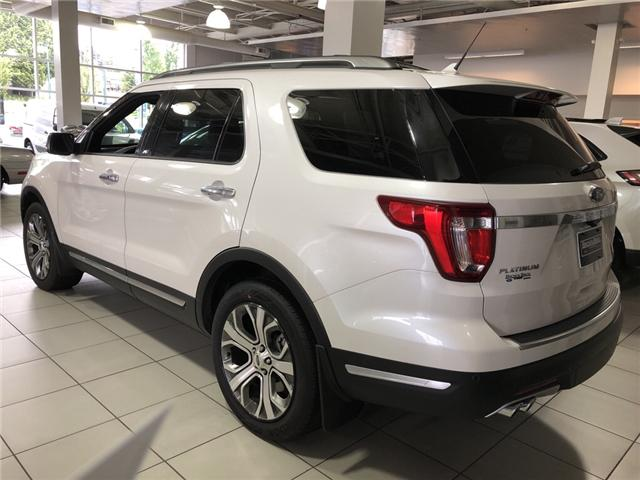 2018 Ford Explorer Platinum (Stk: 186693) in Vancouver - Image 2 of 8
