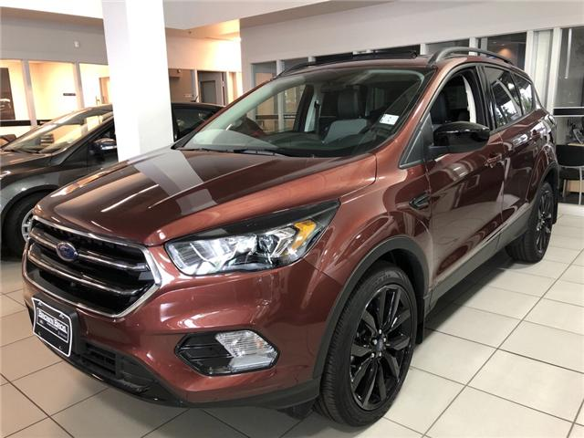 2018 Ford Escape SE (Stk: 186961) in Vancouver - Image 1 of 8