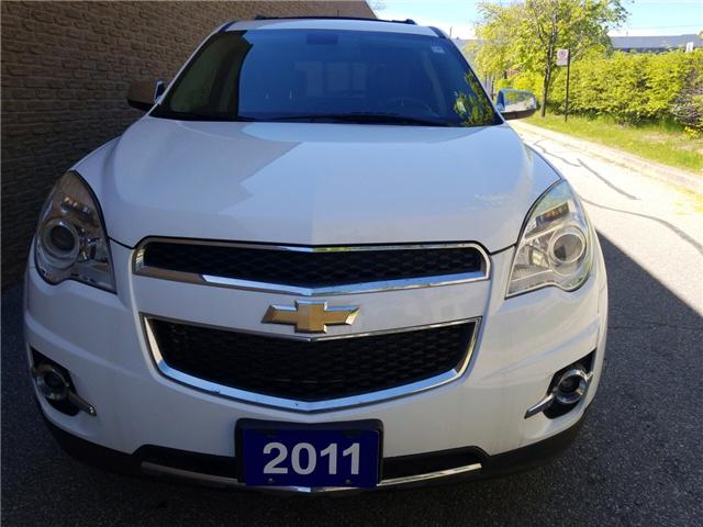 2011 Chevrolet Equinox LTZ (Stk: OP9999A) in Mississauga - Image 2 of 16