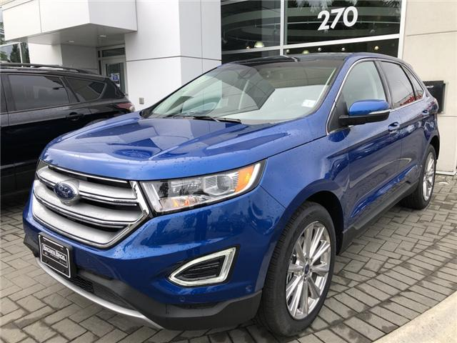 2018 Ford Edge Titanium (Stk: 1861055) in Vancouver - Image 1 of 8
