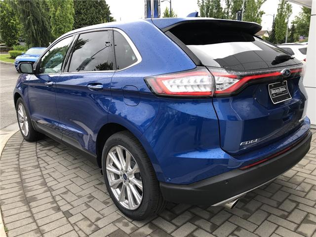 2018 Ford Edge Titanium (Stk: 1861055) in Vancouver - Image 2 of 8