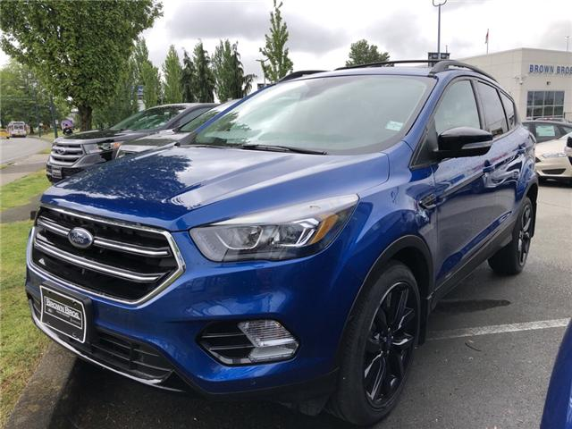 2018 Ford Escape Titanium (Stk: 186409) in Vancouver - Image 1 of 8