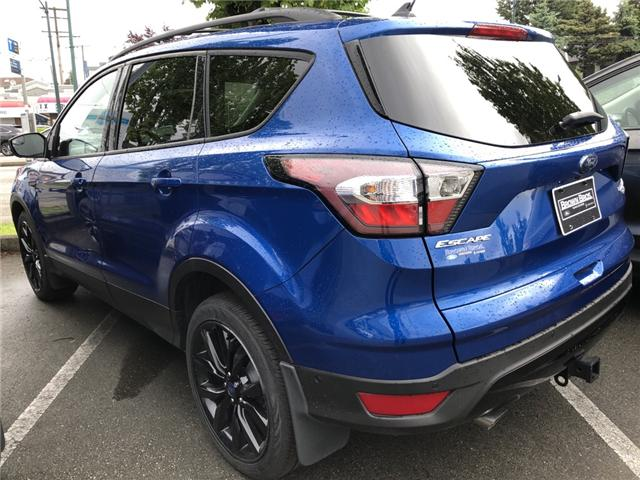 2018 Ford Escape Titanium (Stk: 186409) in Vancouver - Image 2 of 8