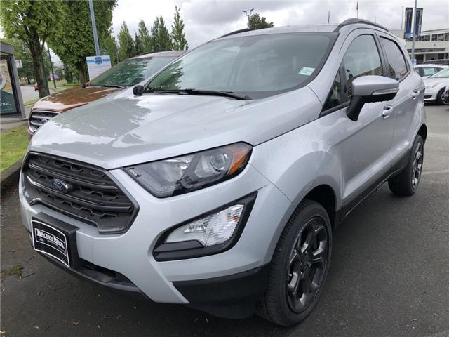 2018 Ford EcoSport SES (Stk: 186198) in Vancouver - Image 1 of 8