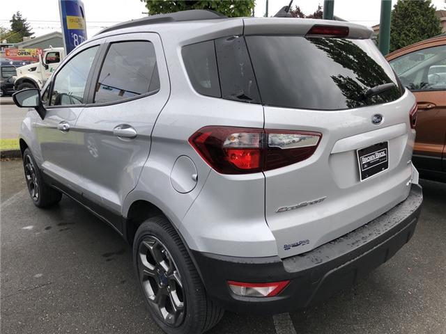 2018 Ford EcoSport SES (Stk: 186198) in Vancouver - Image 2 of 8