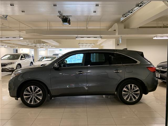 2016 Acura MDX Technology Package (Stk: AP3233) in Toronto - Image 2 of 31