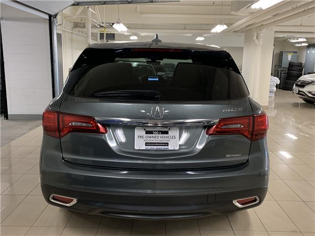 2016 Acura MDX Technology Package (Stk: AP3233) in Toronto - Image 4 of 31