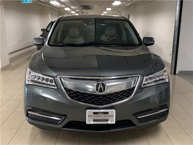 2016 Acura MDX Technology Package (Stk: AP3233) in Toronto - Image 8 of 31