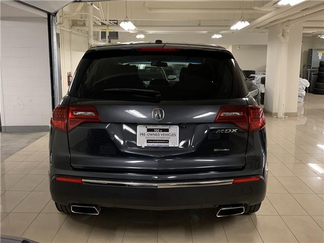 2013 Acura MDX Technology Package (Stk: M12549A) in Toronto - Image 4 of 33