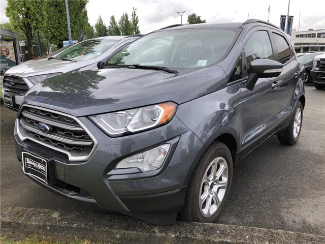 2018 Ford EcoSport SE (Stk: 186757) in Vancouver - Image 1 of 9
