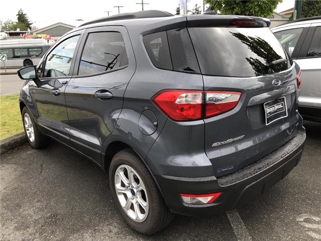 2018 Ford EcoSport SE (Stk: 186757) in Vancouver - Image 2 of 9