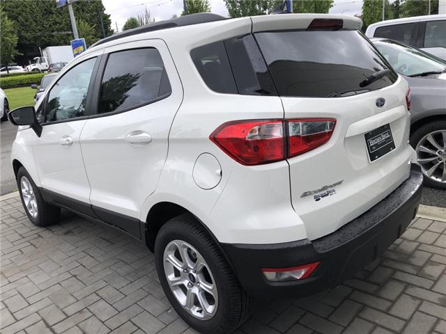 2018 Ford EcoSport SE (Stk: 186102) in Vancouver - Image 2 of 9