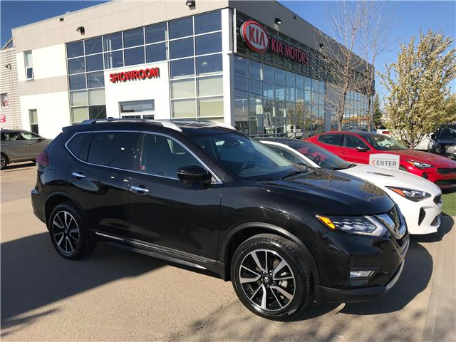 2017 Nissan Rogue SL Platinum (Stk: 21163A) in Edmonton - Image 1 of 27