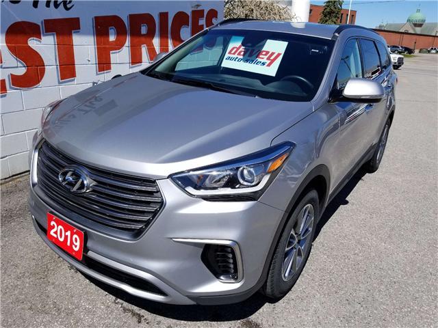 2019 Hyundai Santa Fe XL Preferred (Stk: 19-332) in Oshawa - Image 1 of 16