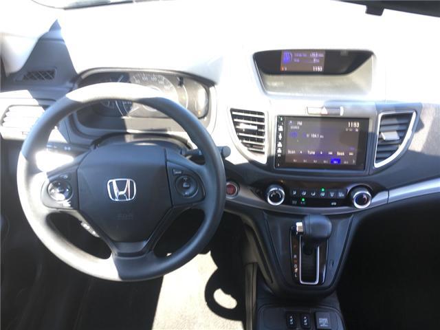 2015 Honda CR-V SE (Stk: U15564) in Barrie - Image 10 of 20