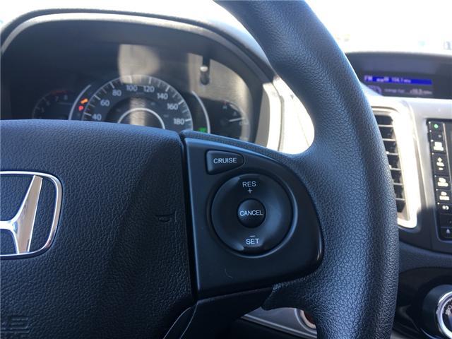 2015 Honda CR-V SE (Stk: U15564) in Barrie - Image 14 of 20