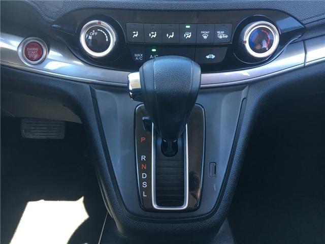 2015 Honda CR-V SE (Stk: U15564) in Barrie - Image 17 of 20