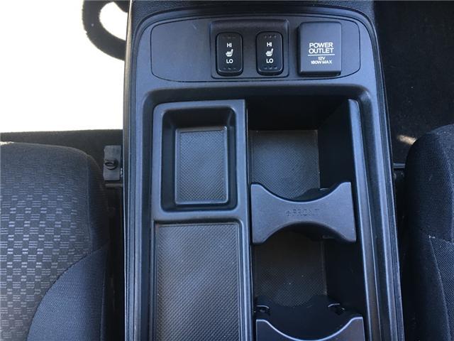 2015 Honda CR-V SE (Stk: U15564) in Barrie - Image 19 of 20
