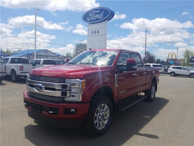 2019 Ford F-250 Limited (Stk: 19212) in Perth - Image 1 of 14