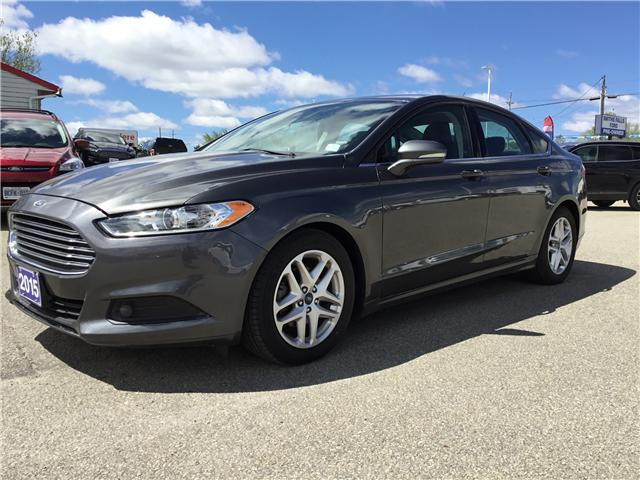 2015 Ford Fusion SE (Stk: P6027) in Smiths Falls - Image 1 of 7