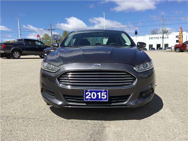 2015 Ford Fusion SE (Stk: P6027) in Smiths Falls - Image 2 of 7