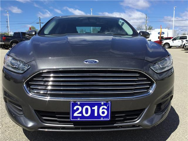 2016 Ford Fusion SE (Stk: A5922RA) in Smiths Falls - Image 2 of 6