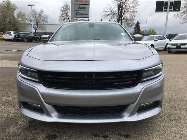2017 Dodge Charger SXT (Stk: 18R13733A) in Devon - Image 2 of 10