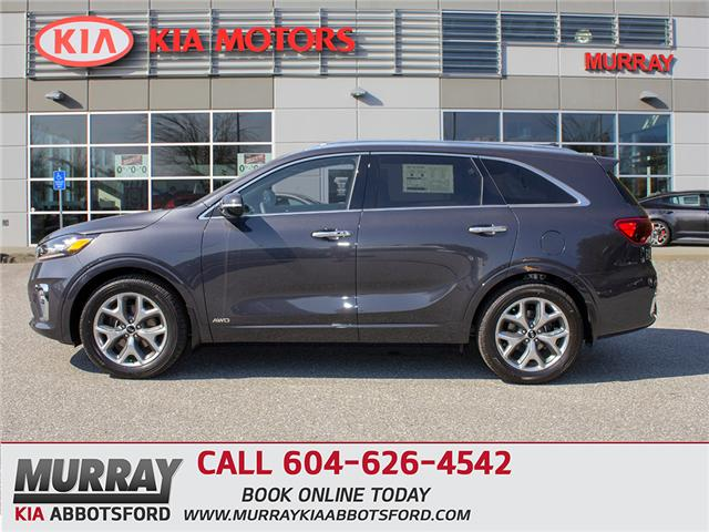 2019 Kia Sorento 3.3L SX (Stk: SR97591) in Abbotsford - Image 3 of 25