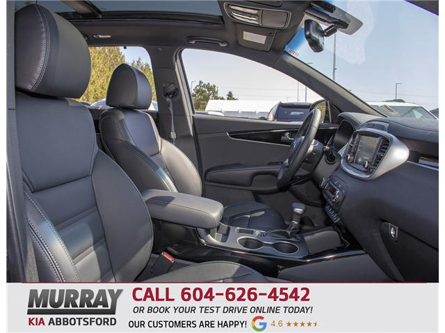 2019 Kia Sorento 3.3L SX (Stk: SR97591) in Abbotsford - Image 16 of 25